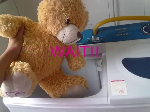 How To Wash Your Cuddly Toy - If Your Teddy Bear or Any Other Stuffed Toy Needs a Bath