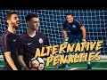 RABONA PENALTY Bernardo Silva V Phil Foden Alternative Penalties