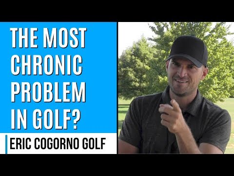 GOLF: Is This The Most Chronic Problem In Golf?