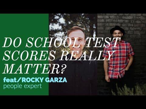 Do School Test Scores Matter?