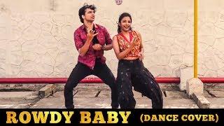 Rowdy Baby (Dance Cover) | The Crew Dance Company Choreography | Maari 2