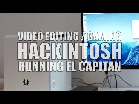 Gaming / Video Editing Hackintosh with GTX 960 + El Capitan Part 1 - Components