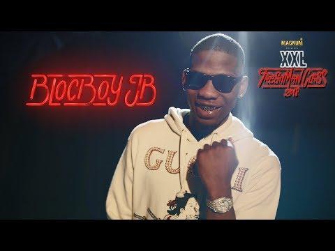 BlocBoy JB - 2018 XXL Freshman (Freestyle) Cover
