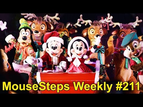 MouseSteps Weekly #211 Epcot Biergarten; Magic Kingdom Holidays & Alcohol Change; Fort Wilderness