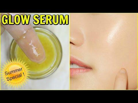 Skin Brightening GLOW SERUM For Crystal Clear Skin | Summers Special | Anaysa
