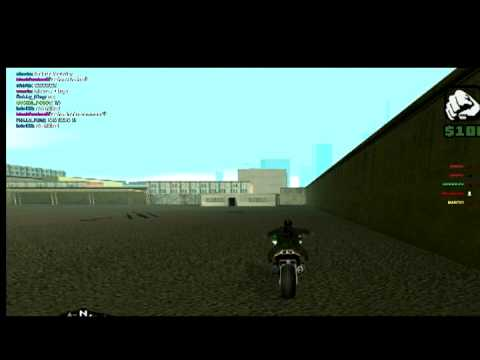 SA-MP - [NBS]Kuntay's SA-MP Stunts