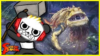Monster Hunter World DEFEAT THE BEAST Let
