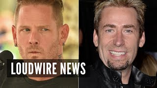 Corey Taylor Fires Back at Chad Kroeger With a Vengeance