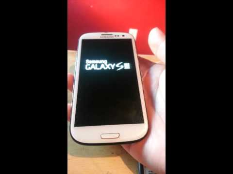 How to fix your galaxy s3 when it don't turn on