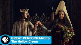 THE HOLLOW CROWN on GREAT PERFORMANCES | The War of the Roses: Henry VI Part 1 Preview | PBS