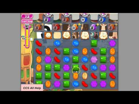 Candy Crush Saga level 773 NO BOOSTERS