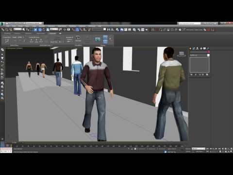 3ds Max 2014 Populate Tutorial -- How to populate your scene