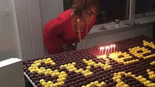 Oprah Celebrates BFF Gayle King's 60th Birthday With Surprise Party