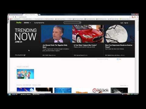 How to Watch Hulu and Netflix outside of USA (Hola Unblocker)