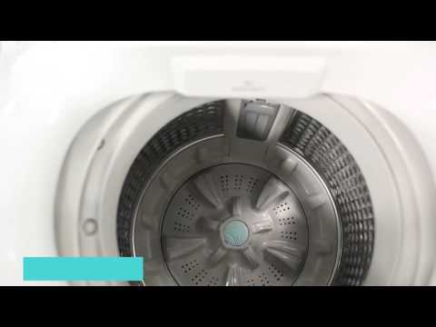 Samsung WA55H4000SW 5 5kg Top Load Washing Machine reviewed by product expert - Appliances Online