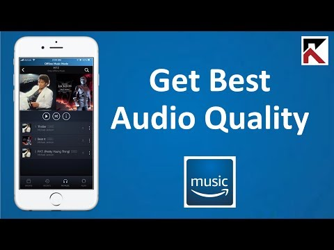How To Get The Best Audio Quality On Amazon Music