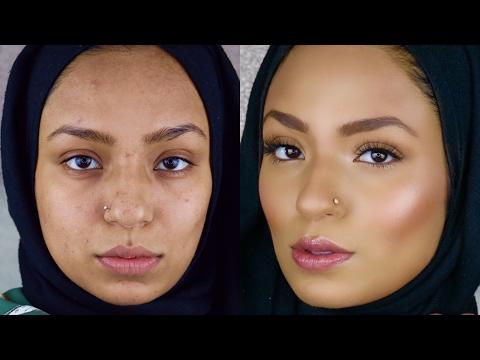 Glowy & Natural Looking / No Makeup Makeup Look Tutorial