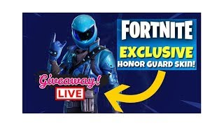 Fortnite Honor Guard Skin Free Code | Fortnite Free On Xbox