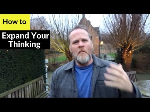 How to expand your thinking and think critically