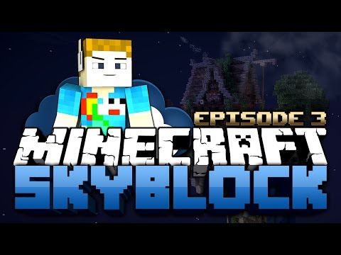 Minecraft: Sky Block MADNESS | WHERE DID BOBBY GO?! #3