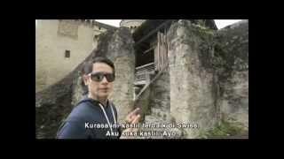 Arjuna Swiss Episode 9 : Glacier 3000, Castle de Chillon, Restaurant Le Peppino