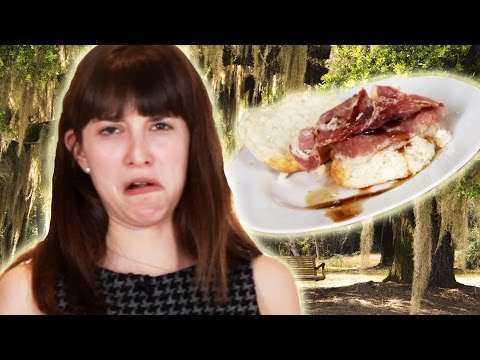 Americans Try Southern Food For The First Time