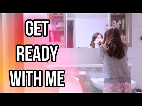 [GRWM]🌵GET READY WITH ME🌵SCHOOL MORNING ROUTINE I MED SCHOOL STUDENT LIFE l twinklinglena