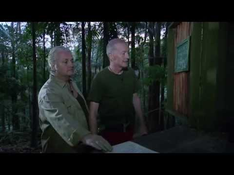 David And Steve Visit The Outback Shack - I'm A Celebrity Get Me Out Of Here