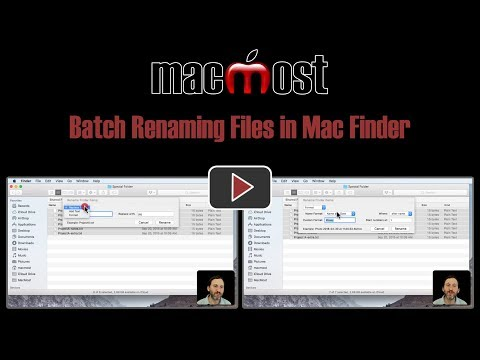 Batch Renaming Files in Mac Finder (#1651)