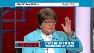 Sister Prejean On The Death Penalty