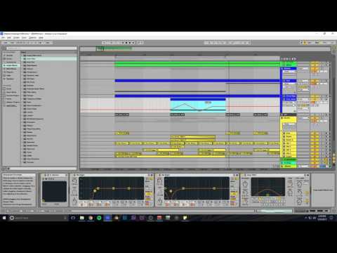 Making Melodic Dubstep in Ableton #2 (Track From Scratch)
