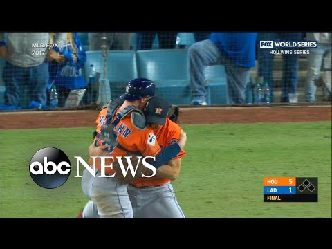 New fallout from Astros' sign-stealing scandal l ABC News