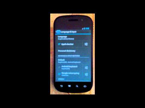How to ADD and Change Keyboard Language on Android