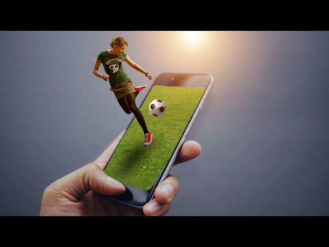 Ps Touch Tutorial || Edit tutorial || Girl play Football Edit || Bikash Creation || SR Family