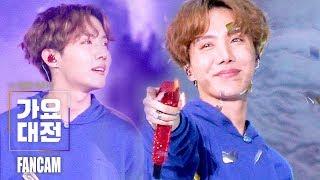 [2019 가요대전] 방탄소년단 제이홉 '소우주' (BTS J-HOPE 'Mikrokosmos' FANCAM)│@2019 SBS Music Awards