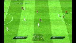 Fifa11 PC 3C.Ronaldo Skills By MoAMen.mp4