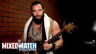 Elias urges the WWE Universe to have Bayley walk with Elias: Jan. 8, 2018