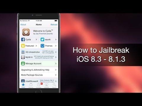 How to Jailbreak iPhone, iPad or iPod touch on iOS 8.3 with TaiG Jailbreak Tool - iPhone Hacks