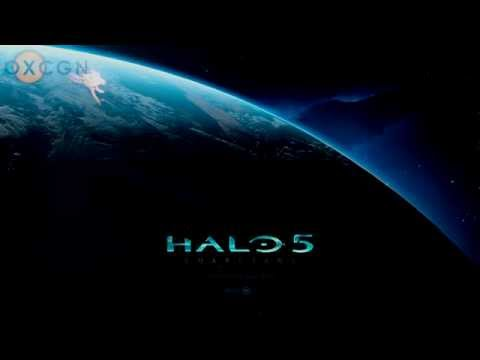 12 Minutes of the Halo 5: Guardians Beta Menu Music