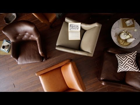 How To Choose Leather Furniture | west elm