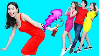How To Be The Coolest Guy In The Room | Funny Tips & Tricks To Make You Look Awesome By T-FUN