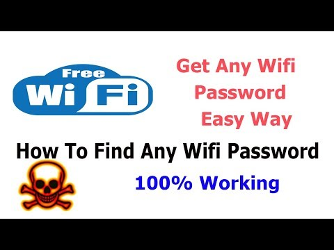 How to Get Any Wifi Password on Windows 2018