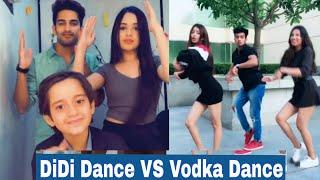 Didi Dance Vs Vodka Lagake Tere Naal Nachna Dance Musically  Jannat Mrunal Aashika Avneet