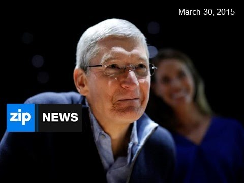 Apple CEO Tim Cook Plans To Donate Entire Wealth To Charity - Mar 30, 2015