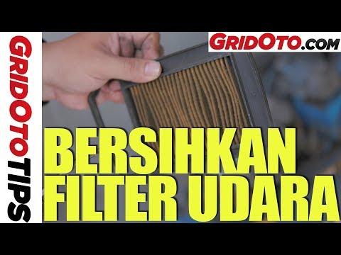 Cara Bersihkan Filter Udara   How To   GridOto Tips