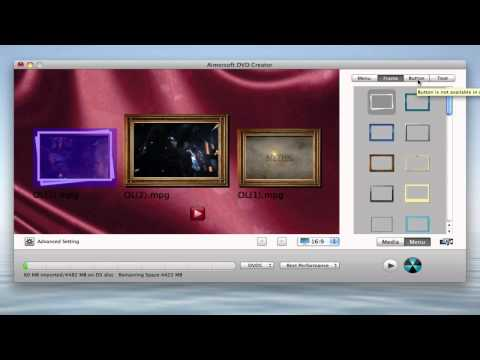 How to Burn MPEG/MPG to DVD Discs