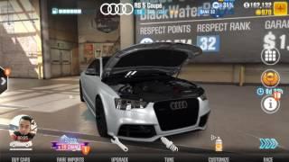 CSR 2 - Best Tier 3 Car  Audi tune settings | Daikhlo