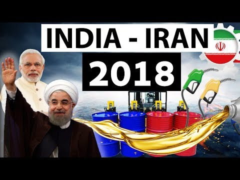 Hassan Rouhani India Visit - India gets Chabahar port from Iran - 9 MoU signed- Current Affairs 2018