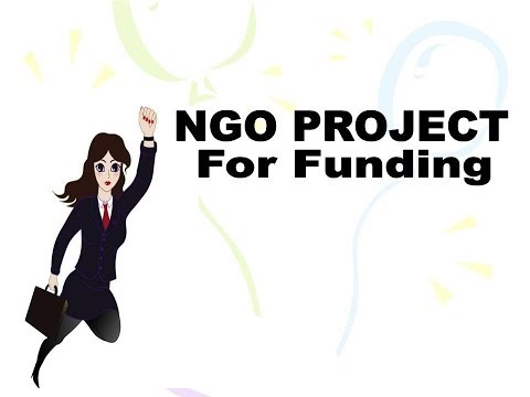 Ngo Project - Ngo Project for Funding