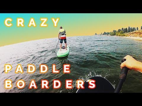 Paddle Board Craziness!